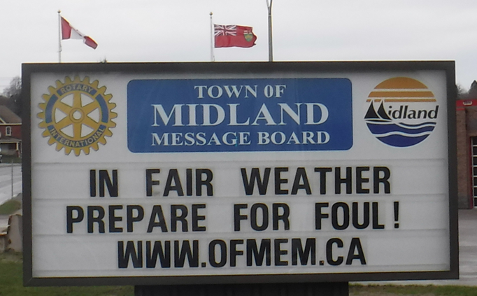 Midland Message Board